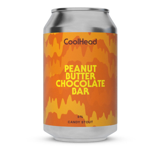 Peanut Butter Chocolate Bar 5,0% - Coolhead