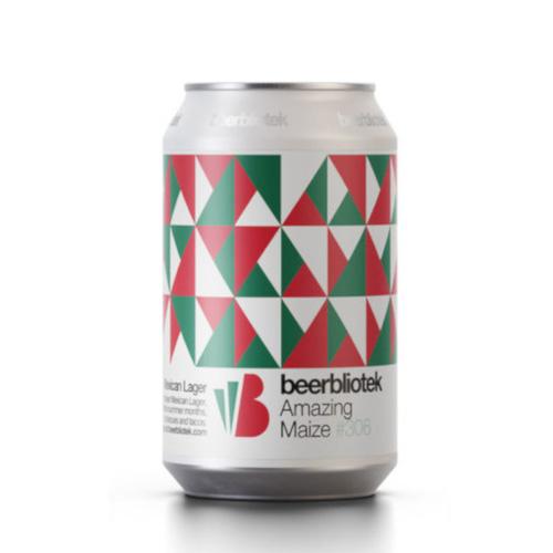 Amazing Maize 4,3% - Beerbliotek