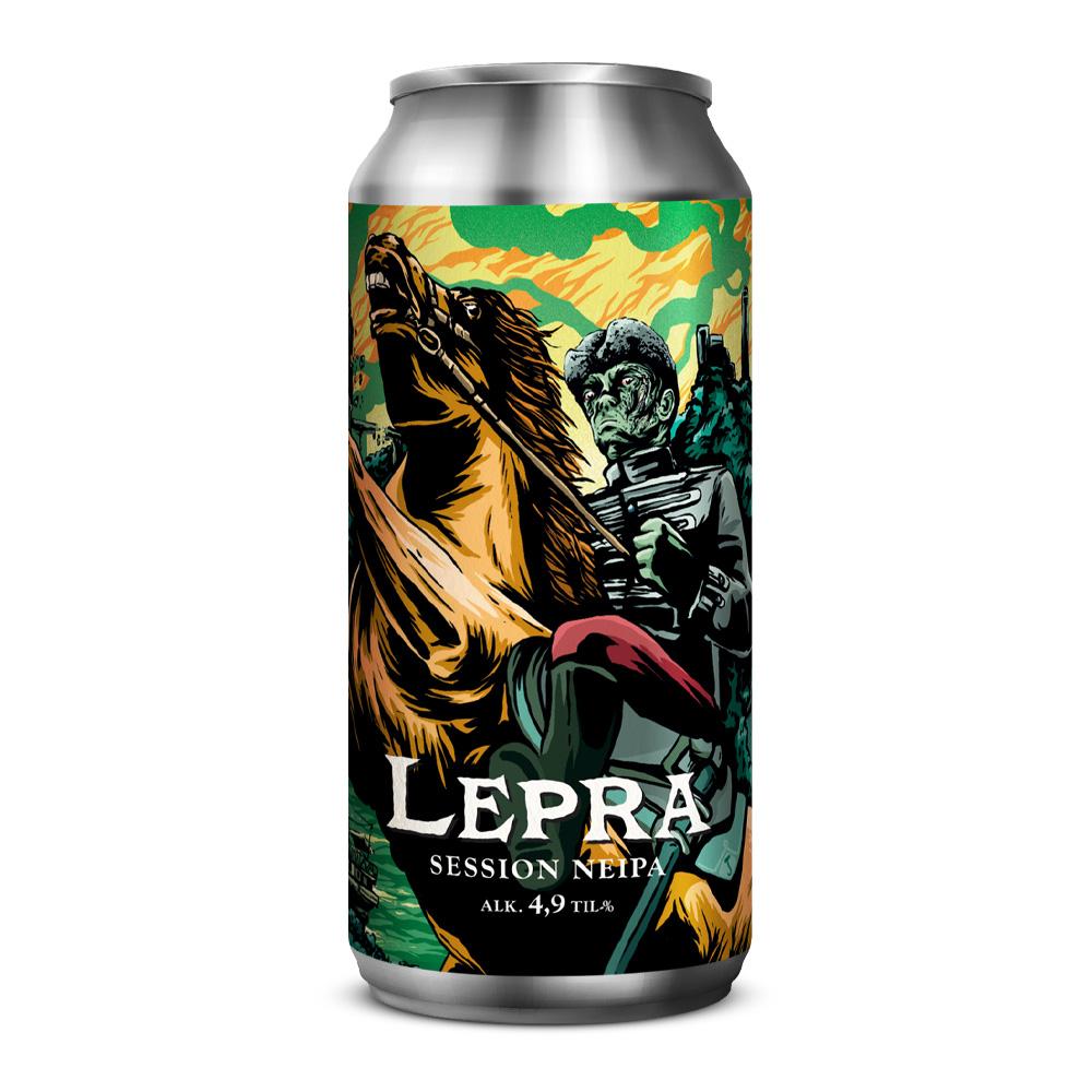 Lepra 4,9%
