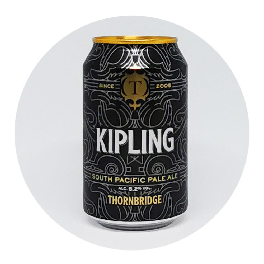 Kipling 5,2% - Thornbridge