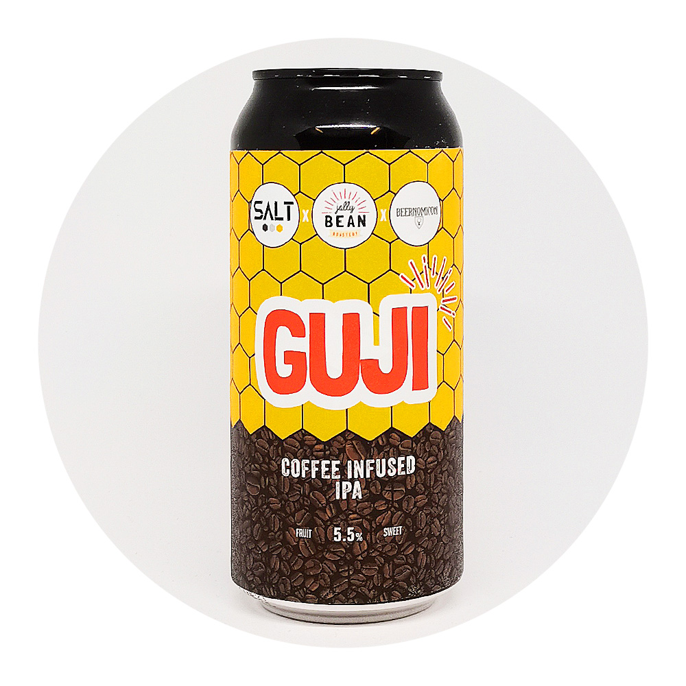 Guji Coffee IPA 5,5% - SALT