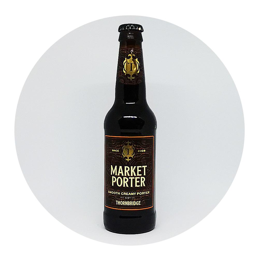 Market Porter 4,5% - Thornbridge