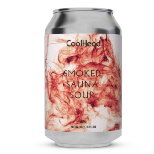 Smoked Sauna Sour 4,0% - Coolhead