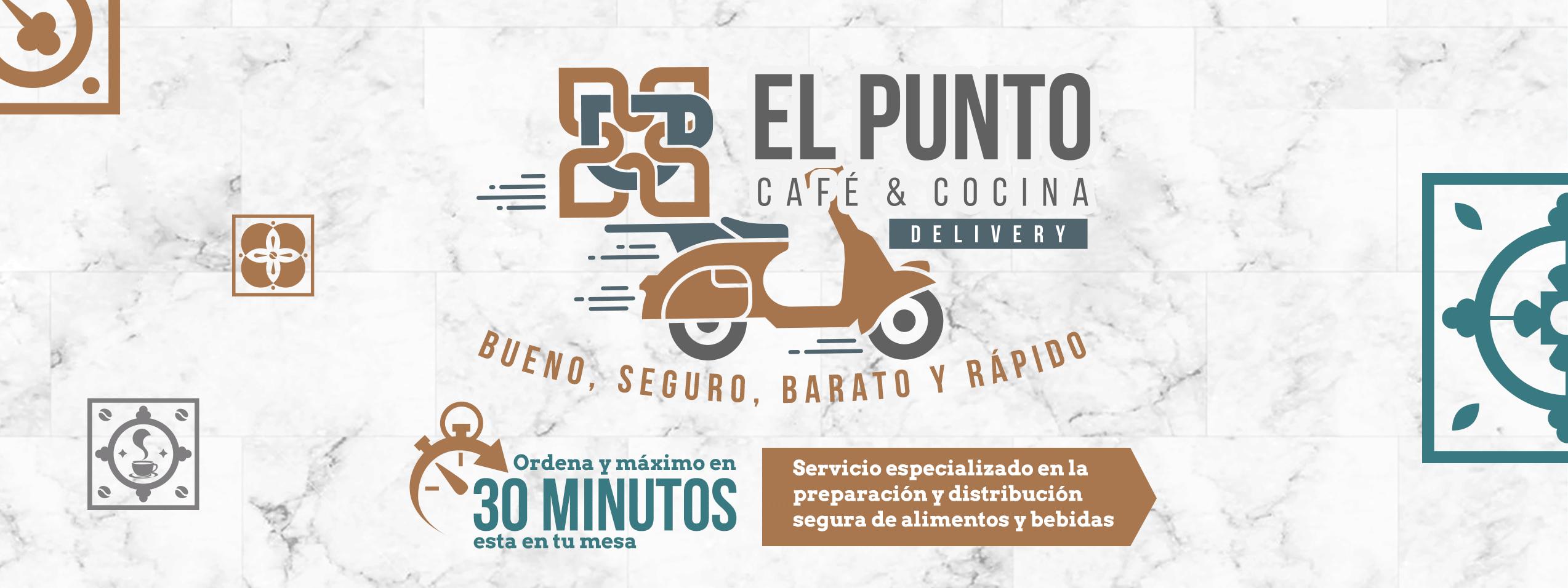EL PUNTO CAFÉ Y COCINA