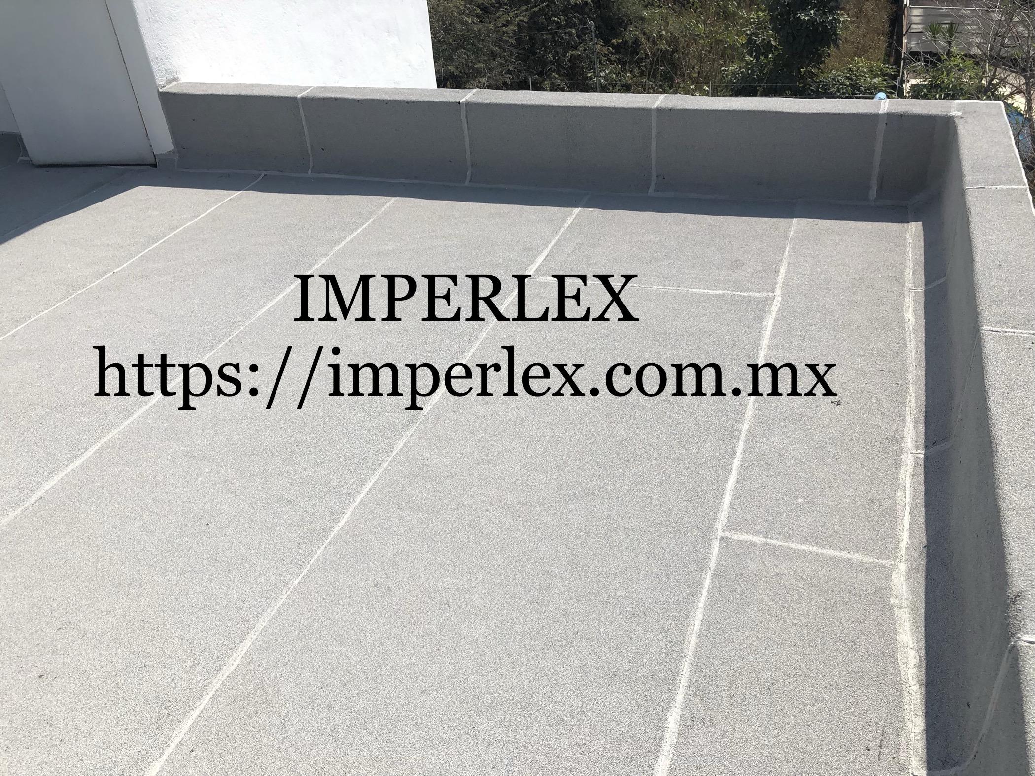 Impermeabilizaciones Profesionales: IMPERLEX