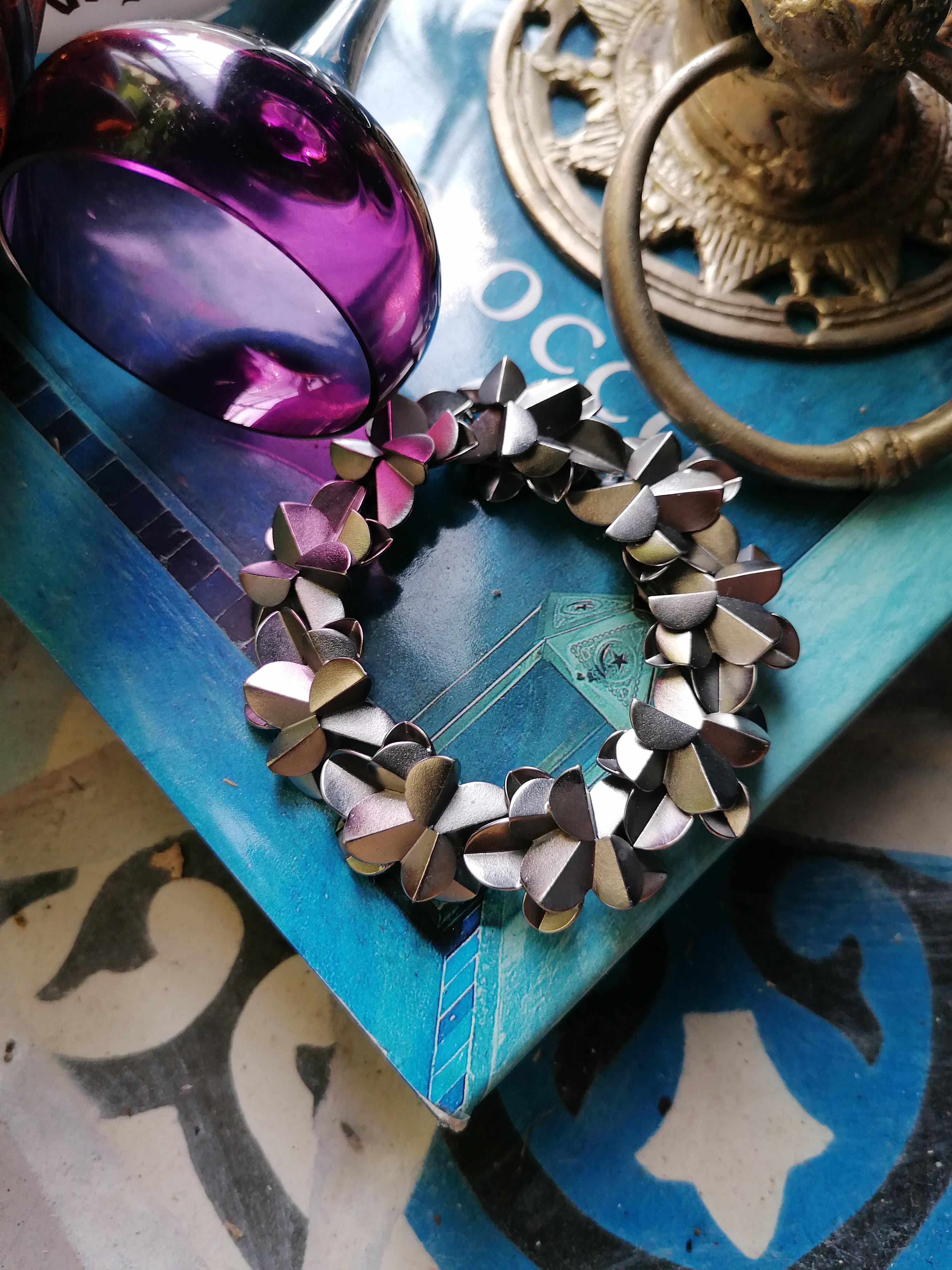 #1044 Karakoram bracelet