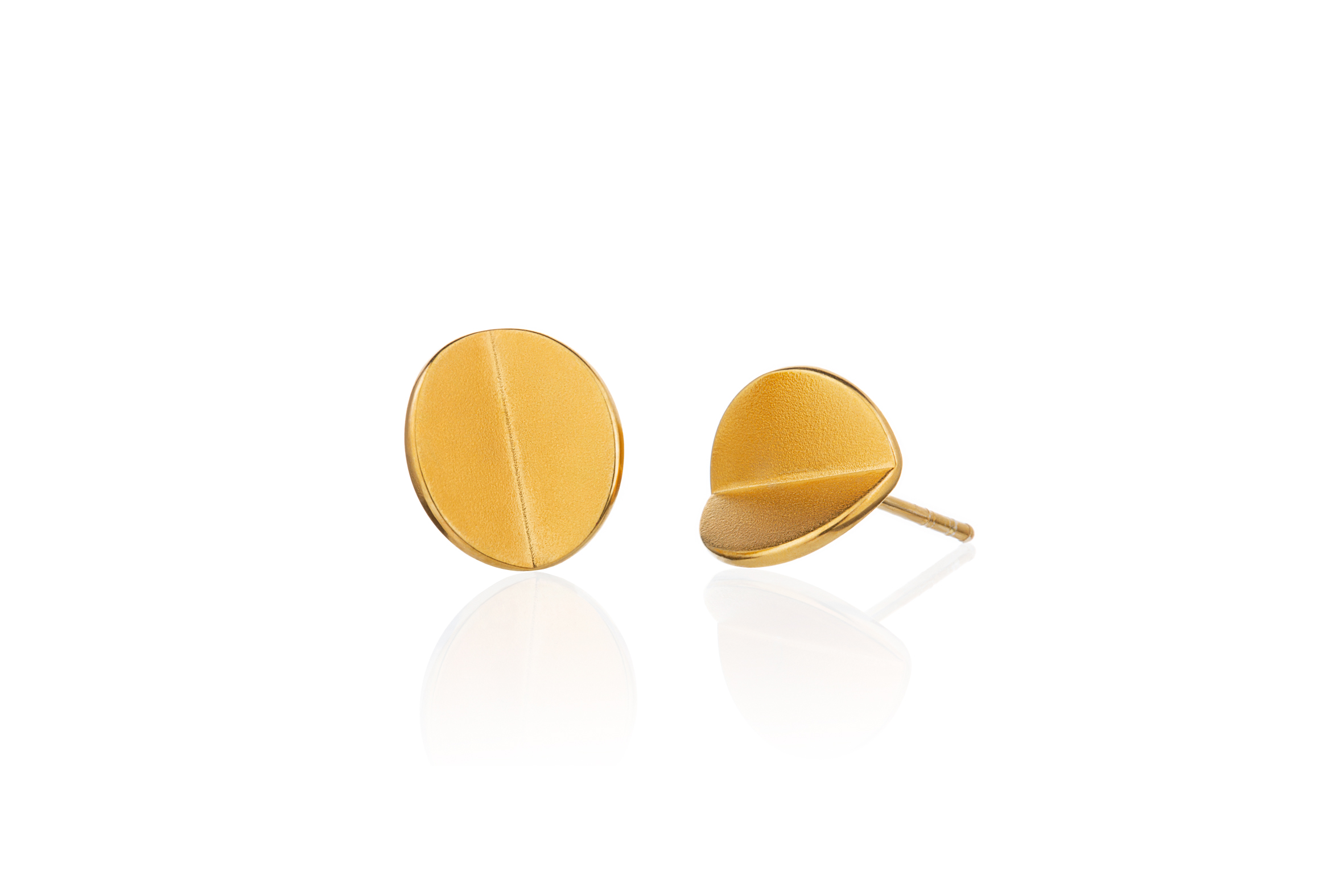#1035 Blouberg small earrings