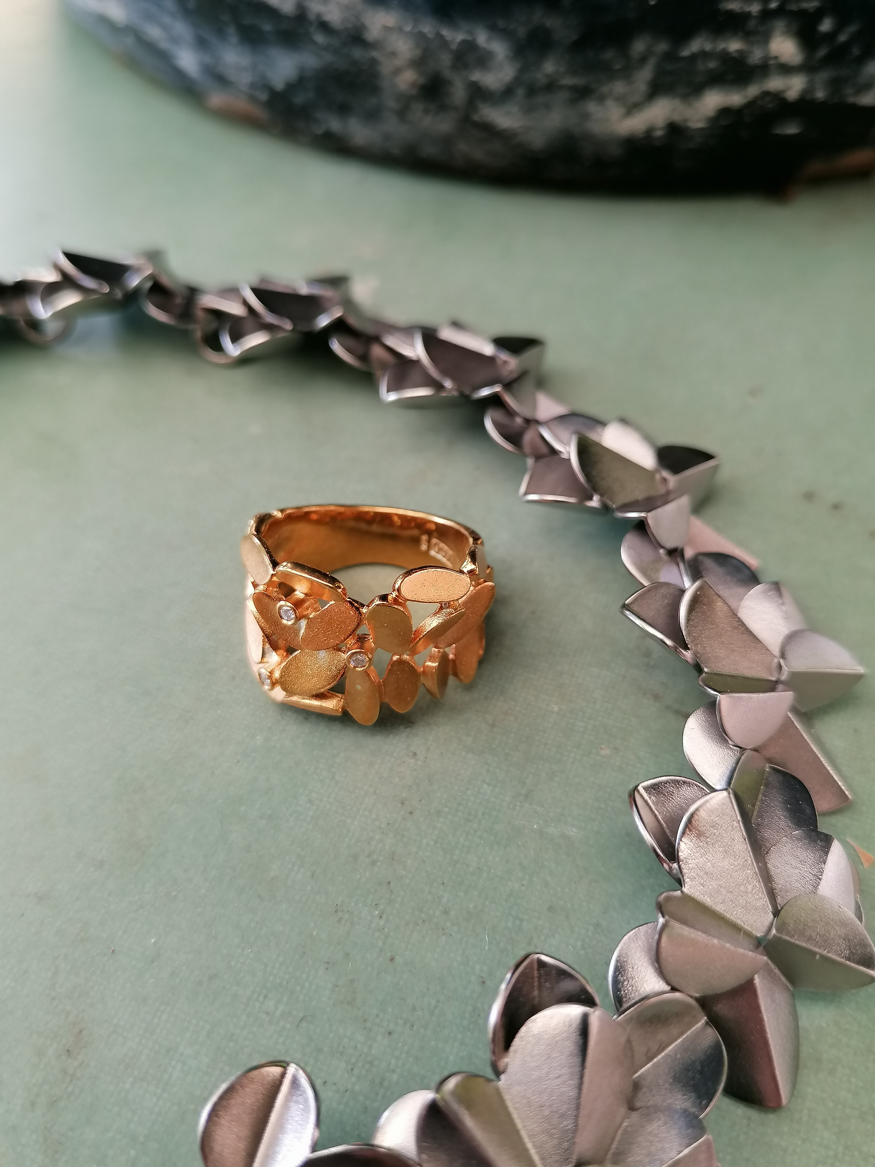 #1040 Karakoram necklace
