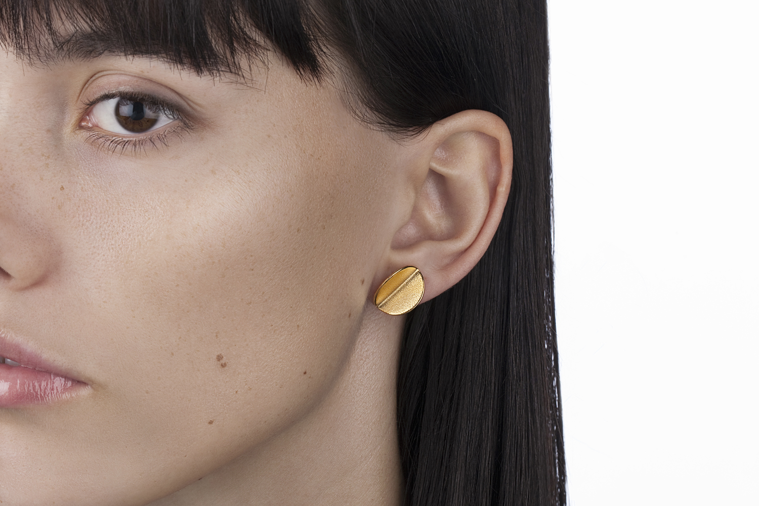 #1035 Blouberg small earrings
