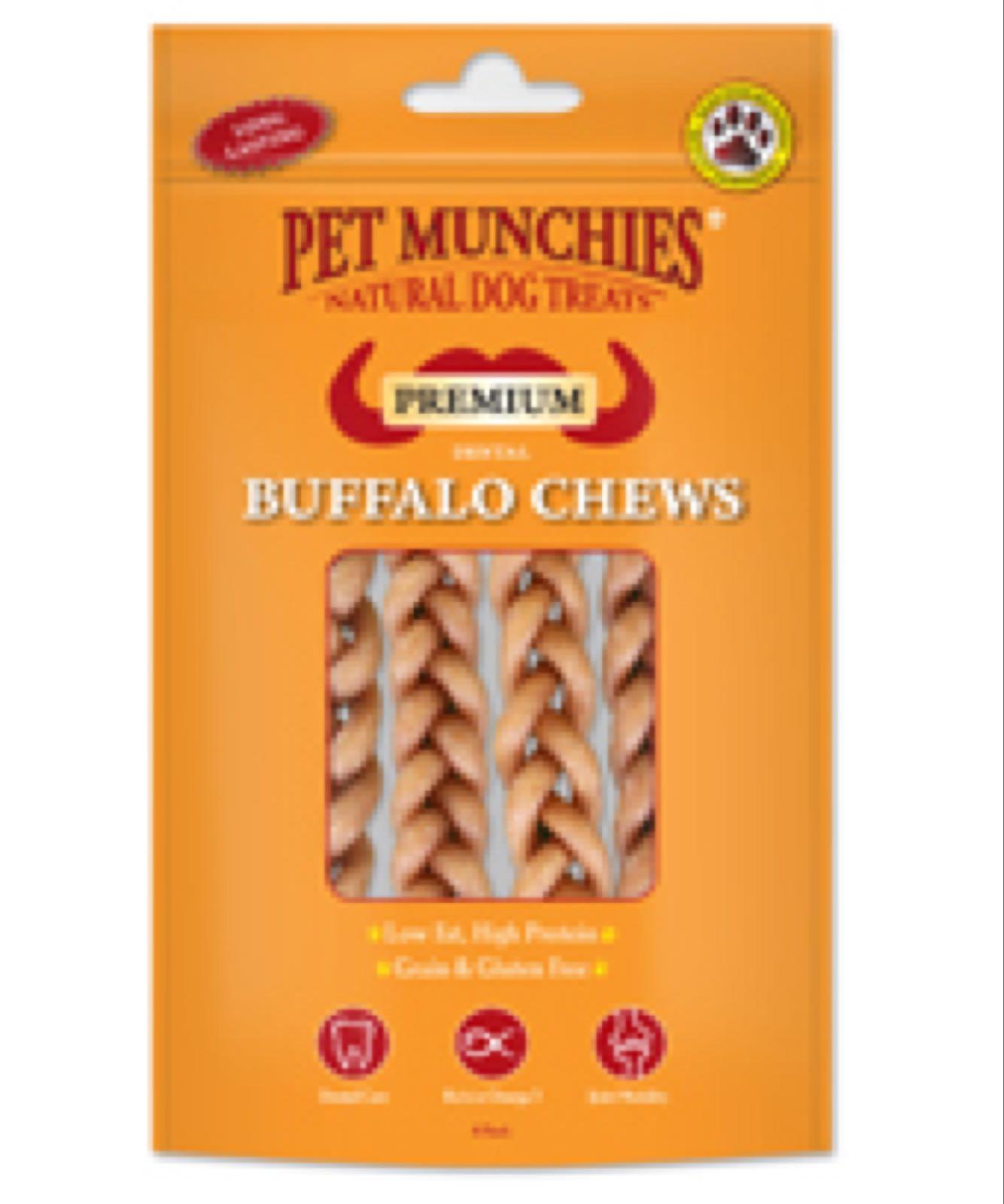 Buffalo Dental Chew (Pet munchies)