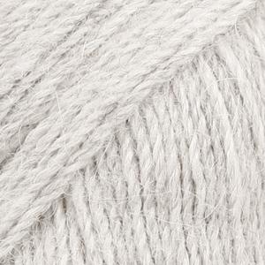Alpakka Lys Perlegrå MIX 9020