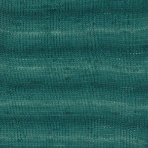 Fabel Long Print Smaragd 918