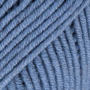 Big Merino 07 Jeansblå