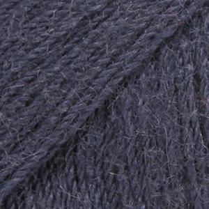 Alpakka 4305 Mørk Indigo
