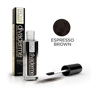 Divaderme Brow Extender II Espresso Brown