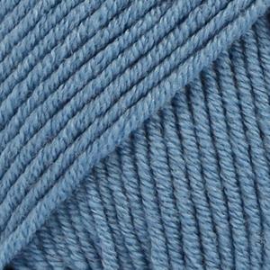 Merino Extra Fine 23 Gråblå
