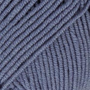 Merino Extra Fine Jeansblå 13