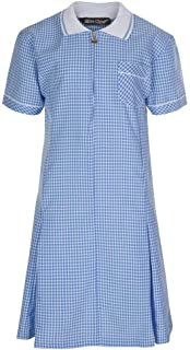 Gingham Summer Dress (Red/Blue/Green)