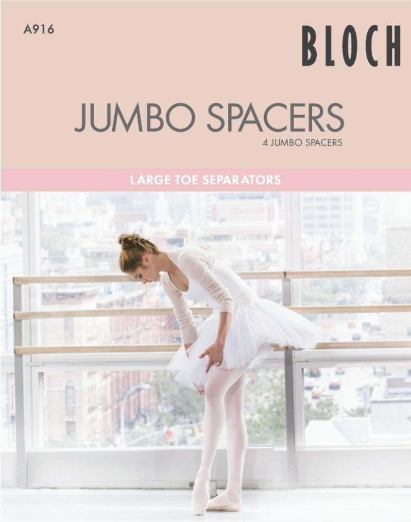 Jumbo Spacers Bloch