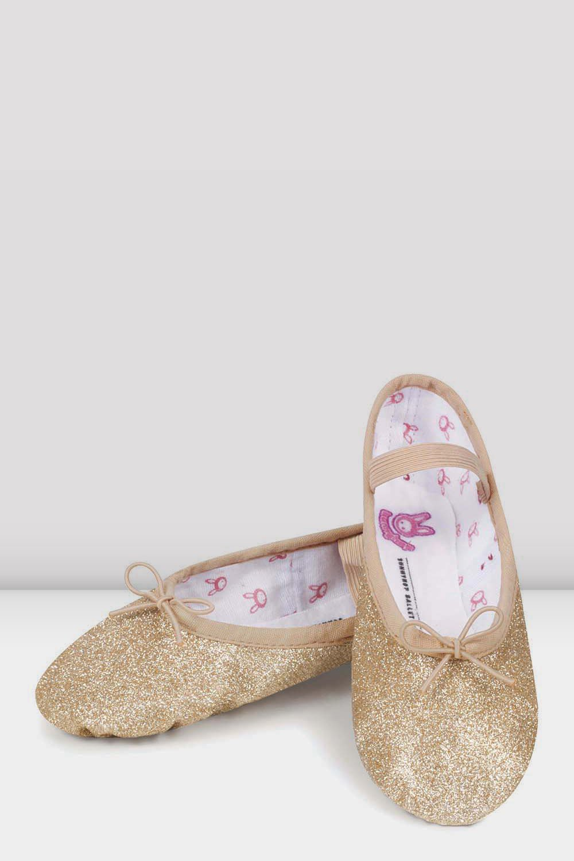 Glitterdust Ballet Shoes