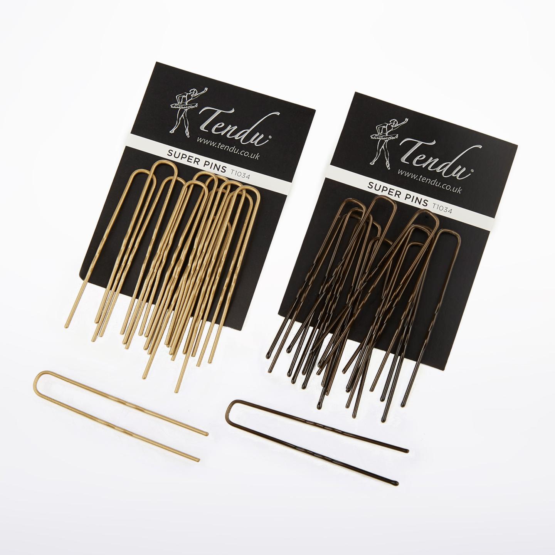 Super Hair Pins - Tendu