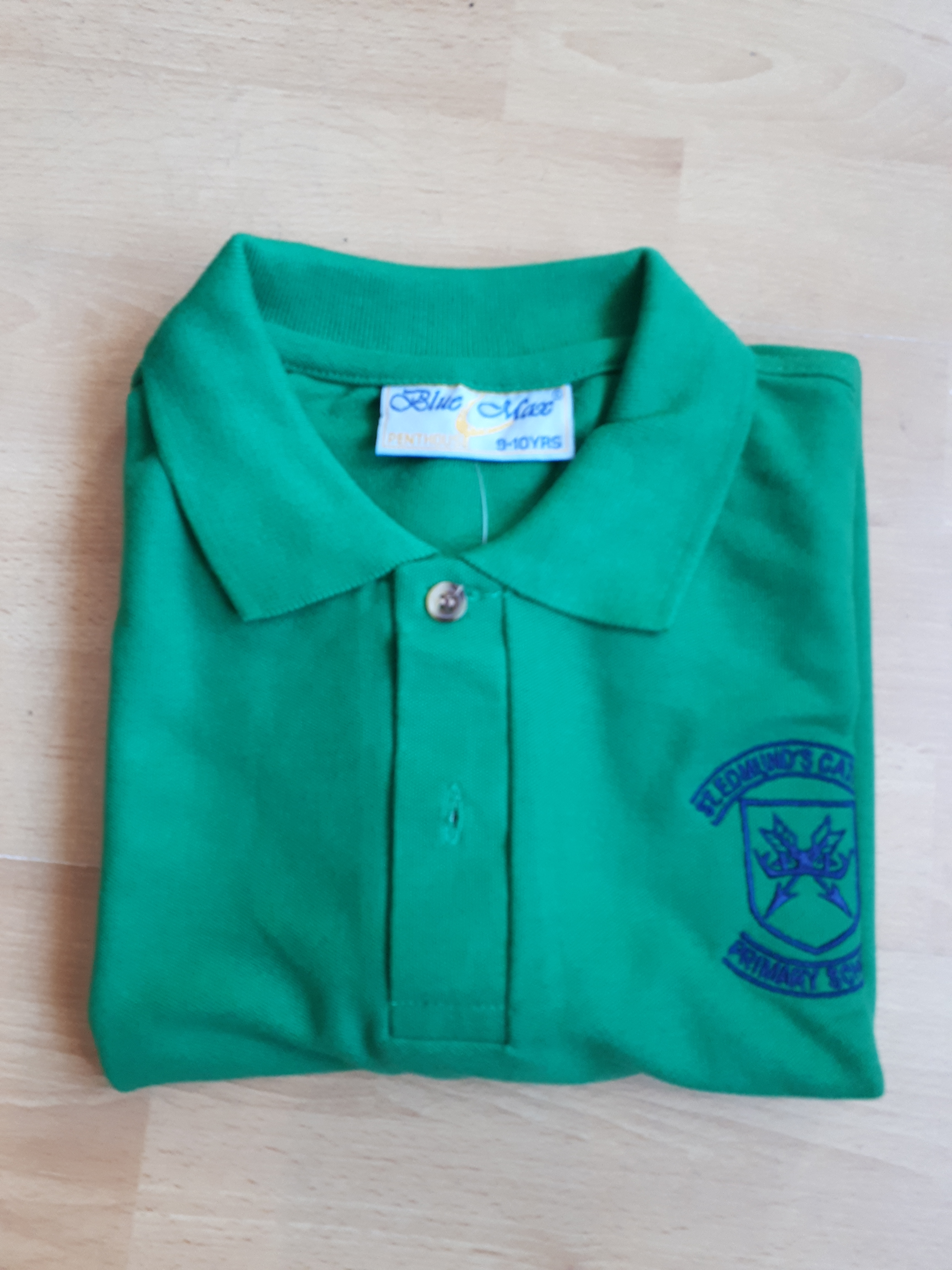 St Ed's PE T-shirts