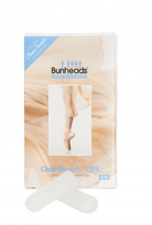 Clearstretch Tips Bunheads