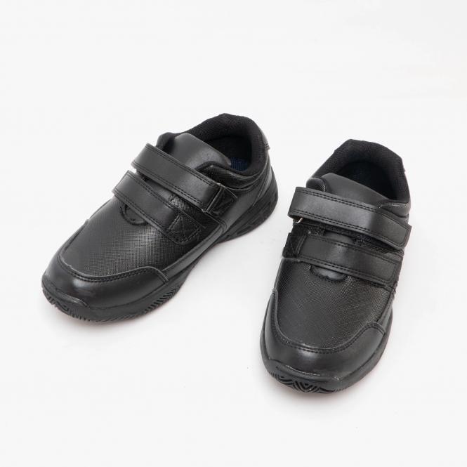 Freddie Boys Velcro School Shoes