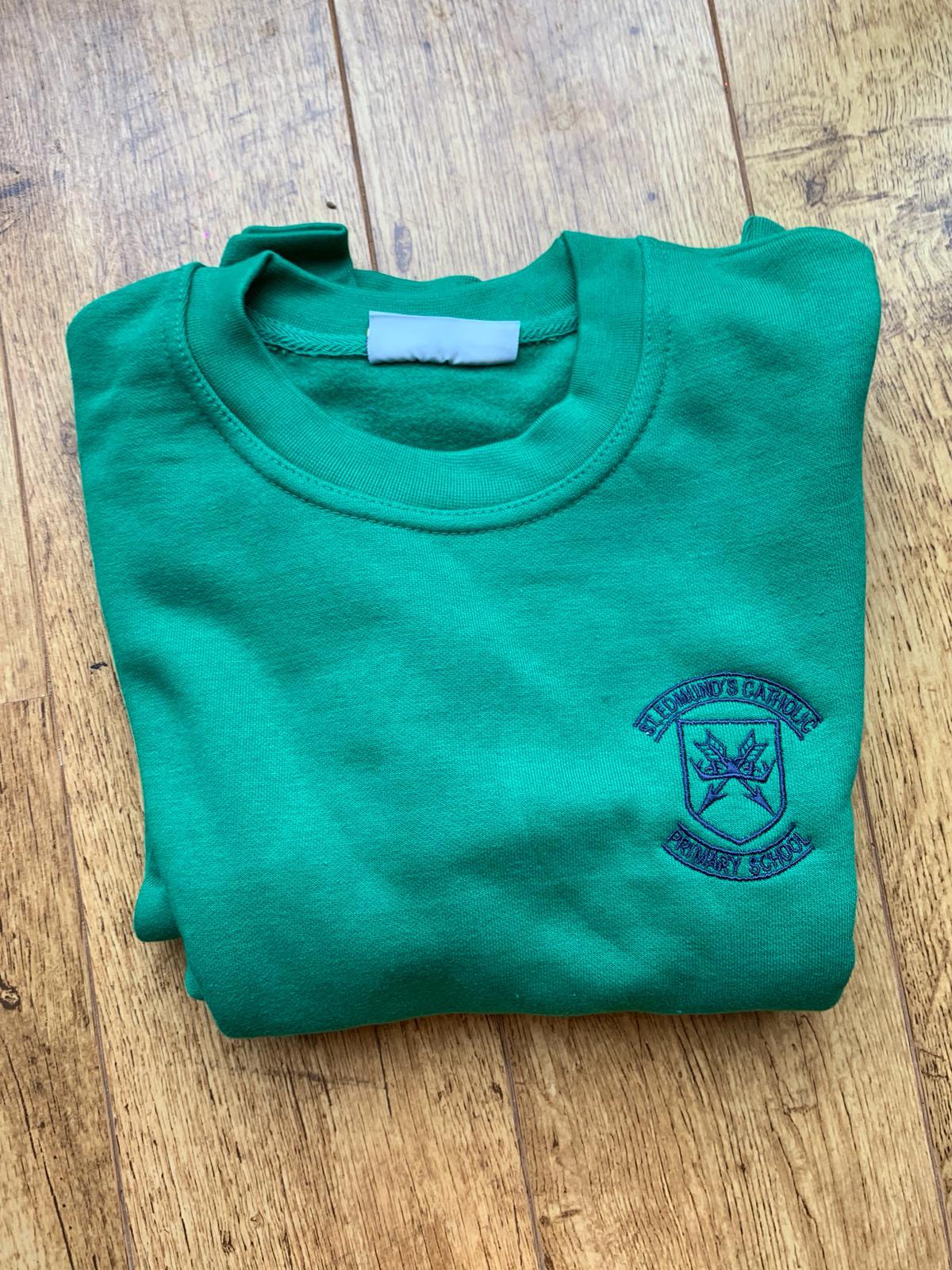 St Ed's PE jumper