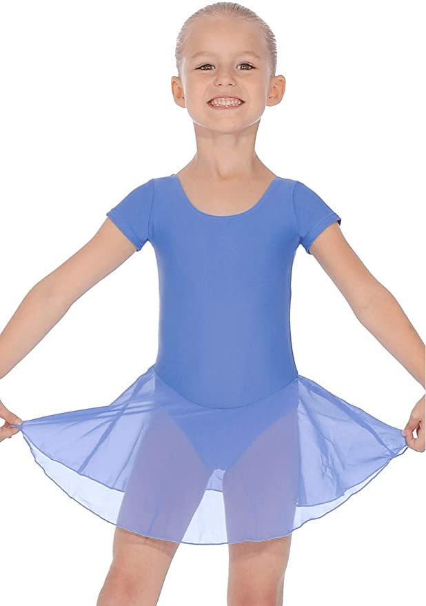 Groove Box Skirted Leotard