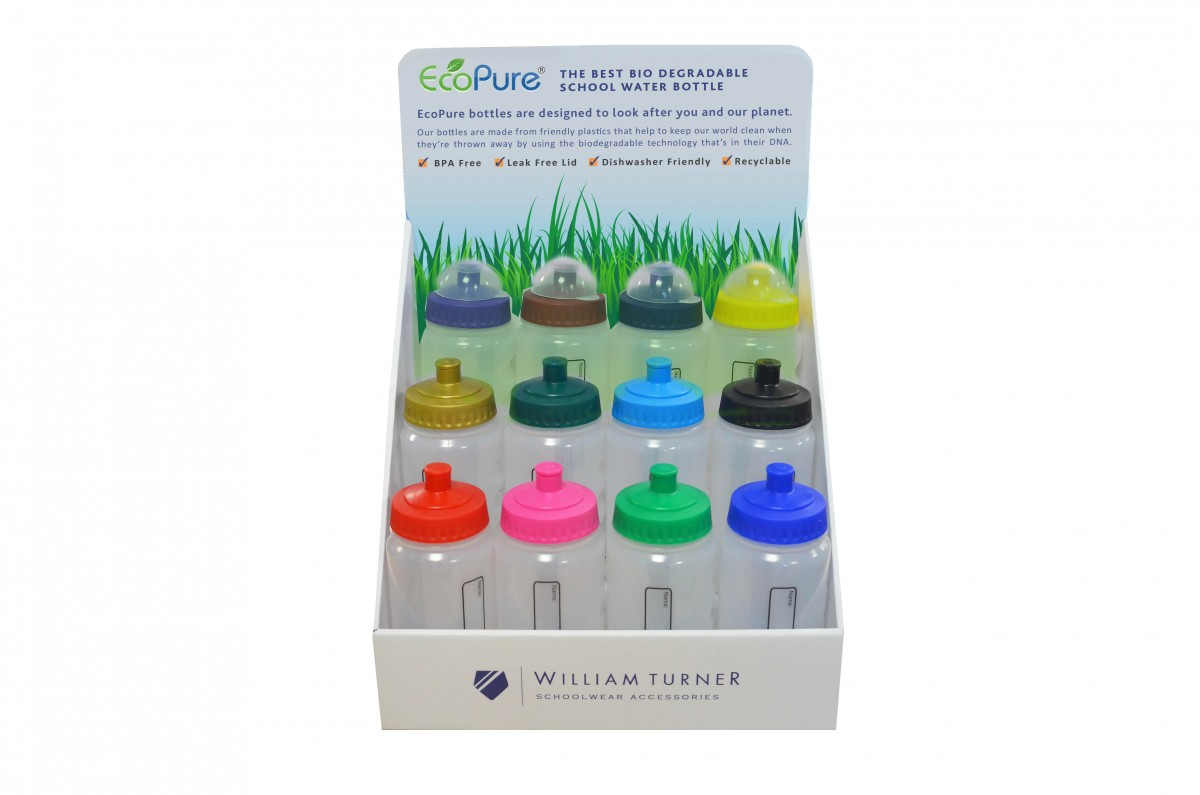 EcoPure Water Bottle