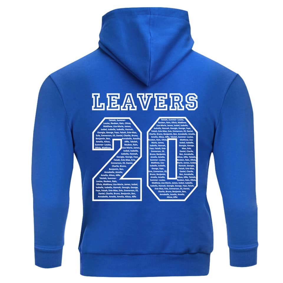 Busbridge Infants Leavers Hoodie
