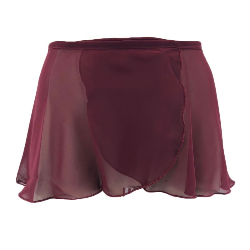 Chiffon Wrap Skirt - Capezio - Adult