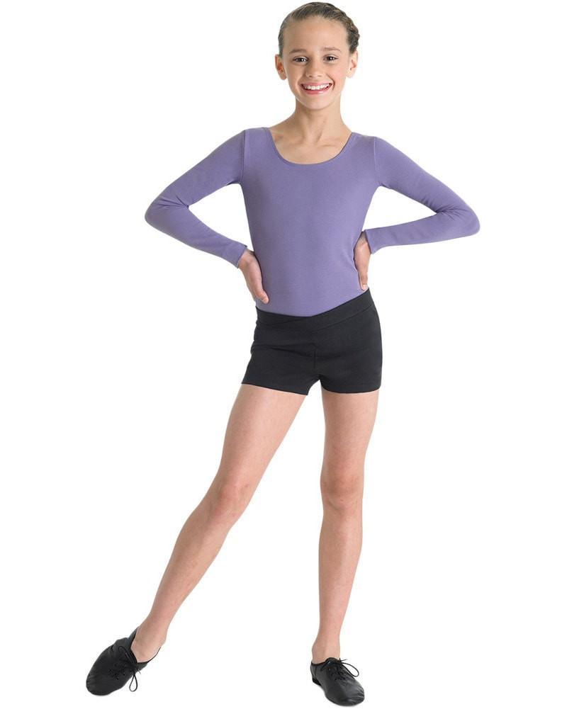 V-front shorts - Bloch CR3644
