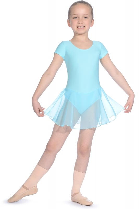 GSA Saturday School Skirted Ballet Leotard