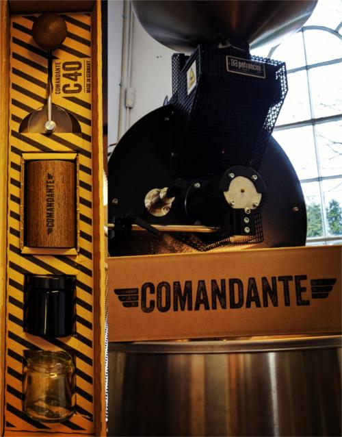 PRE-ORDER-Comandante C40 Nitro Blade Hand Grinder