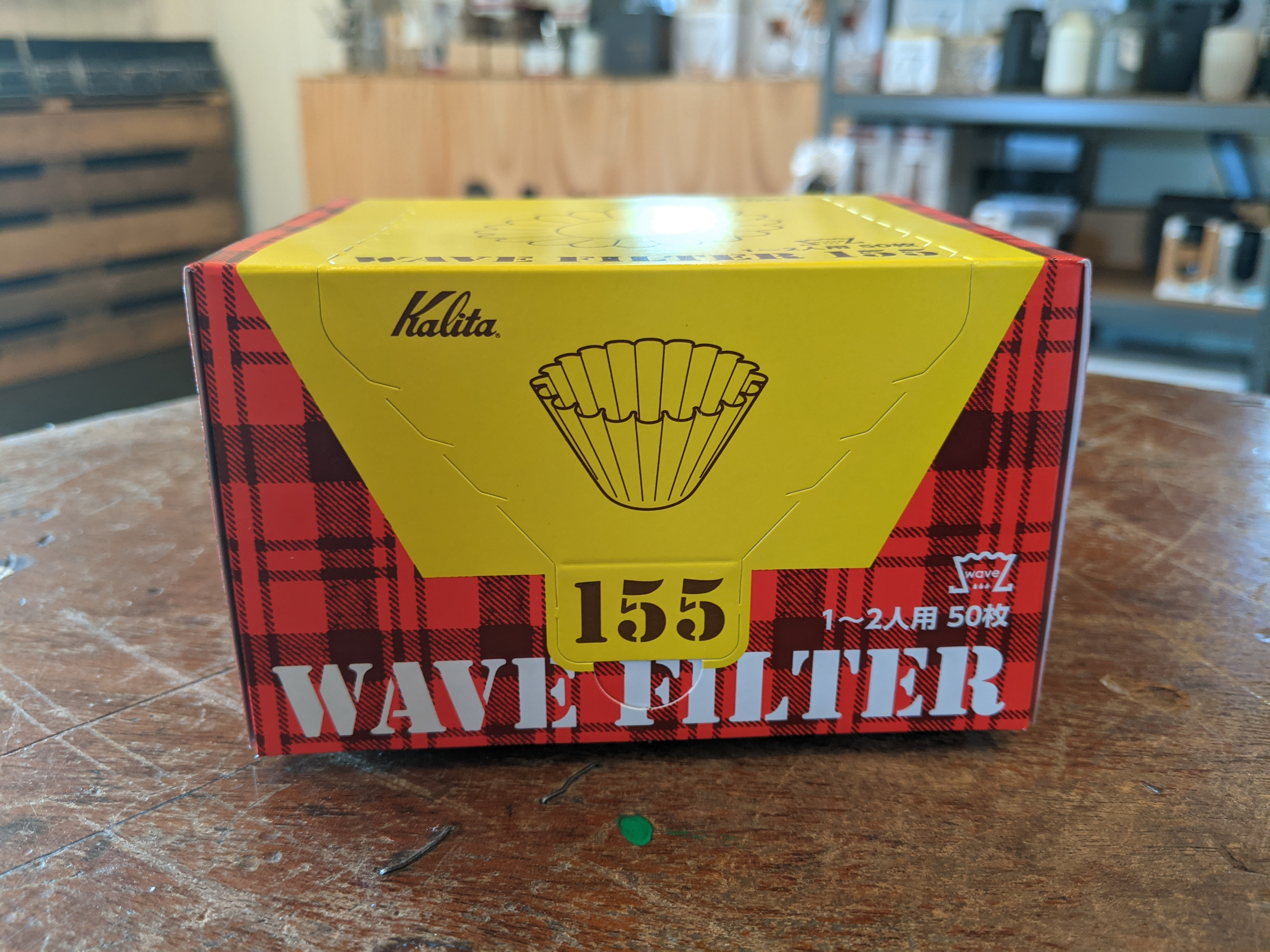 Kalita Wave 155 Filters (Small)