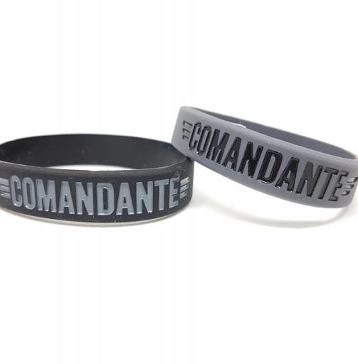 Comandante Silicone Wrist Band