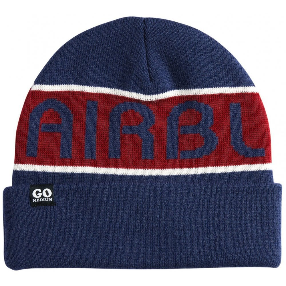 Airblaster Go Medium Beanie Navy