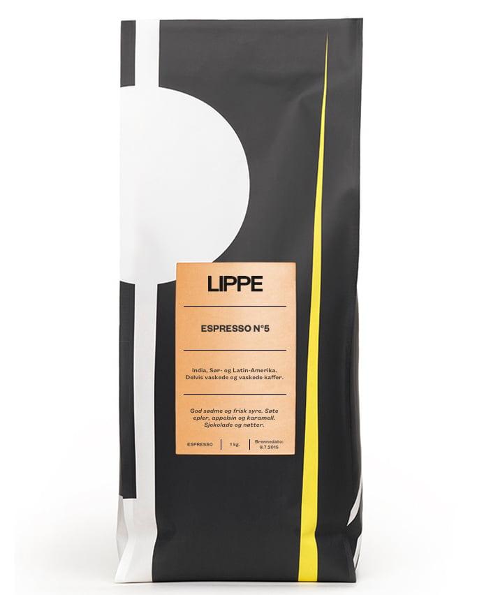 Lippe Espresso No5 1 kg
