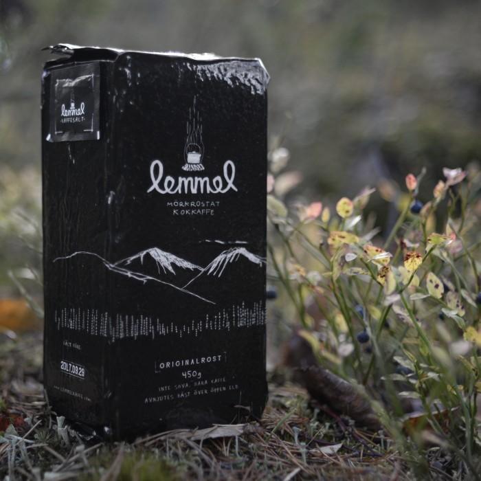 Lemmel kokekaffe ORIGINAL kvernet 450g