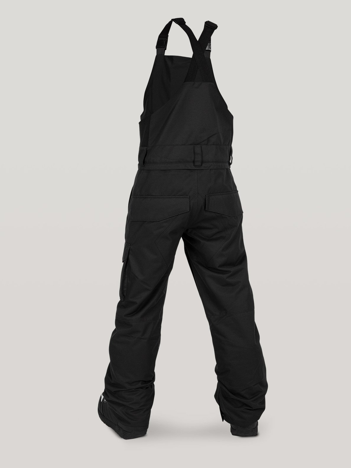 Volcom Barkely BIB overall black