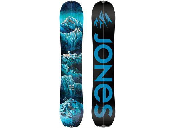 Jones Frontier Splitboard 156