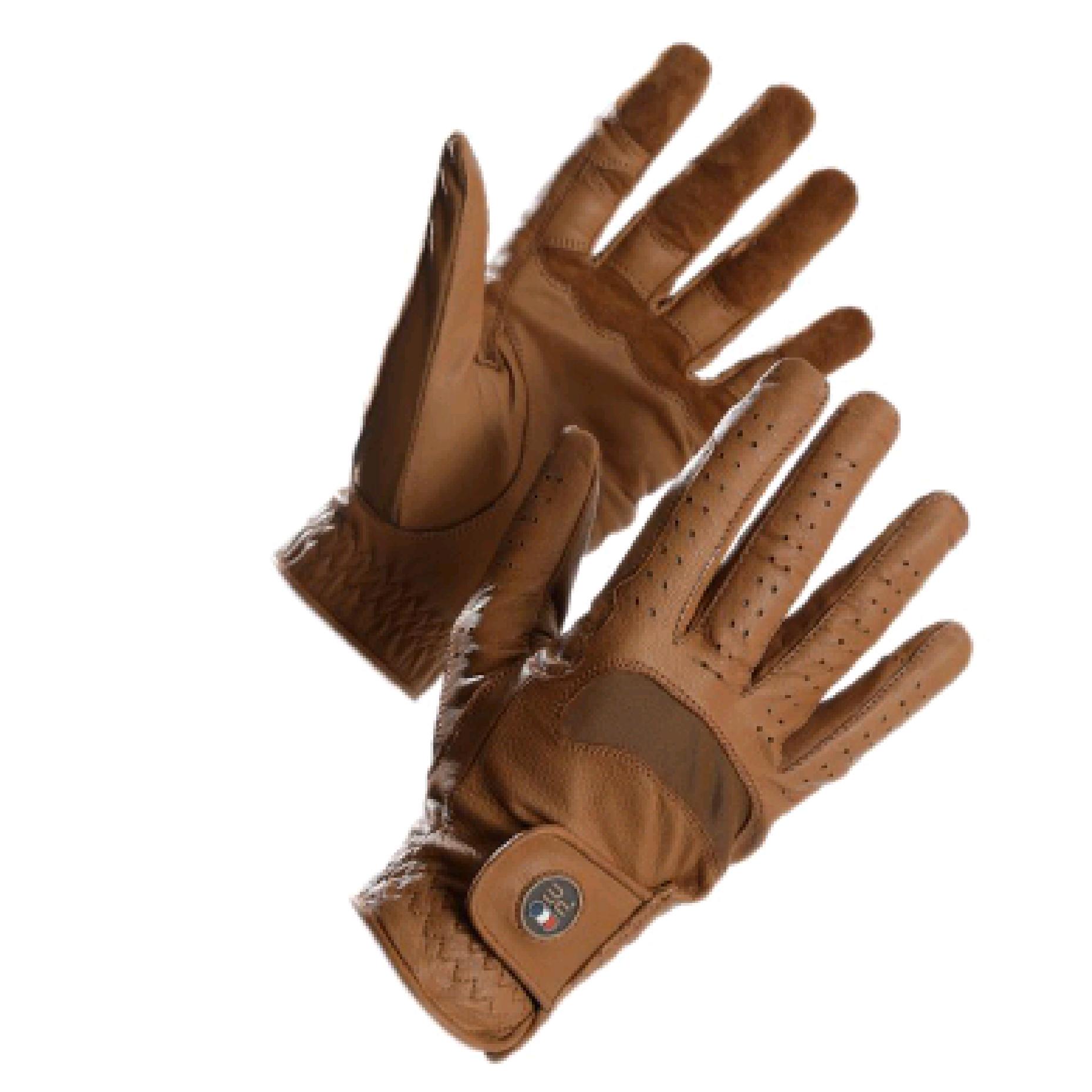Mizar Leather Gloves