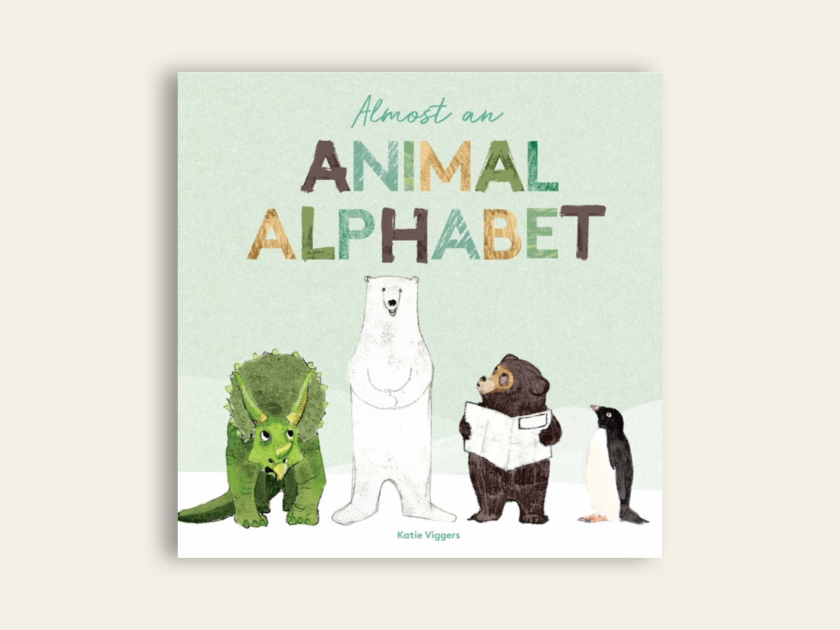 Almost an Animal Alphabet, Katie Viggers