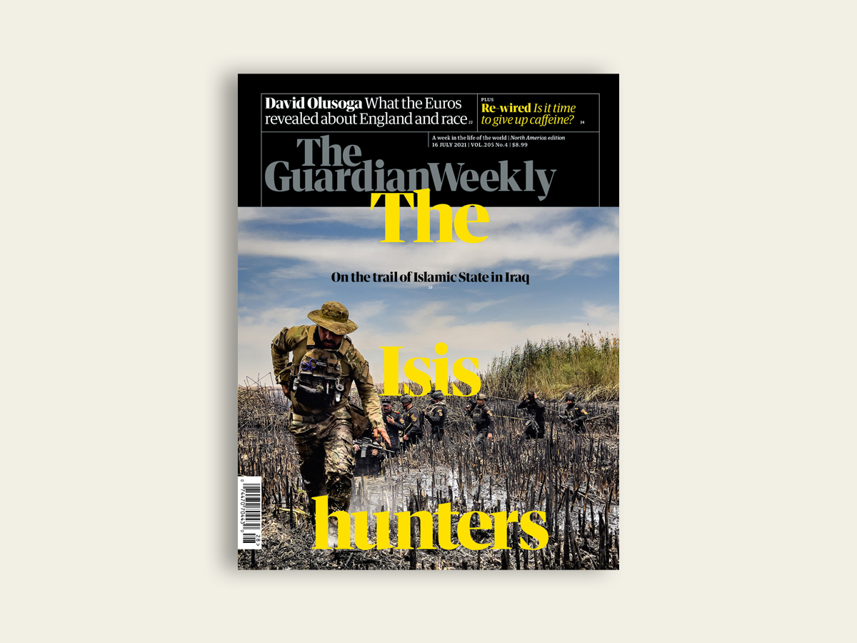 The Guardian Weekly, 16 July 2021