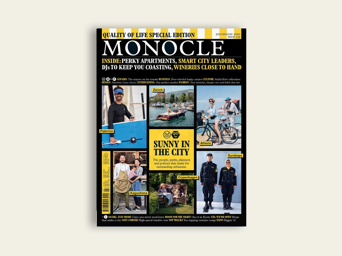 Monocle #135: Quality of Life