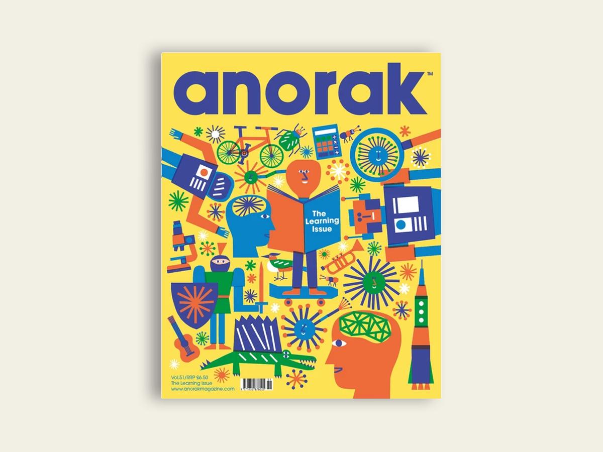Anorak #51: Learning