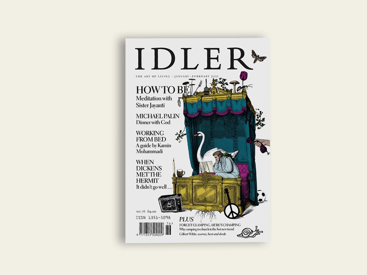 Idler #76 Jan/Feb 2021