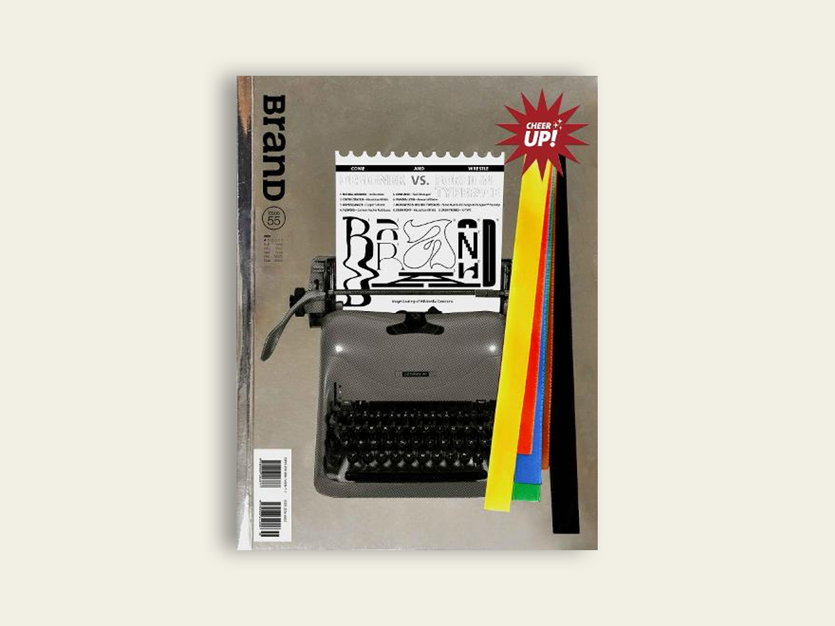 BranD #55: Designer vs Foreign Typography